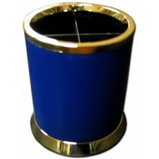 Стакан для ручек Brilliant Blue Lerche 36984