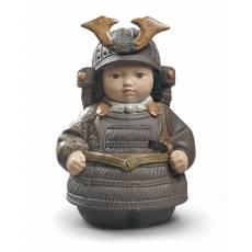 """Статуэтка """"Игрушка самурай"""" Lladro 01012552"""