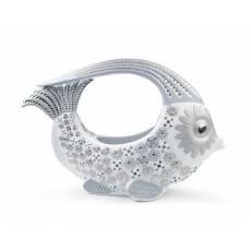 """Ваза для фруктов """"Рыбка I"""" Lladro 01007291"""