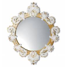 Круглое зеркало Lladro 01007786