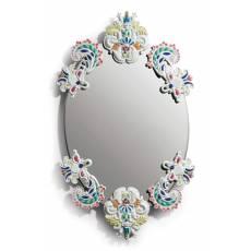 Овальное зеркало Lladro 01007834