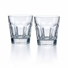 "Набор из 2-х стаканов для виски №3 ""Harcourt"" Baccarat 2810591"