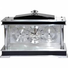 Часы настольные с механизмом скелетон Linea del Tempo S2574B