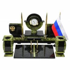 """Настольный набор для руководителя """"Герб России"""" RV5762CG"""