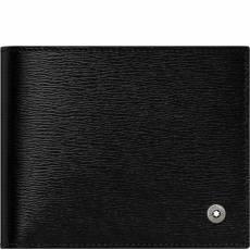 Бумажник 6сс с 2 прозрачными отделениями 4810 Westside Montblanc 114688