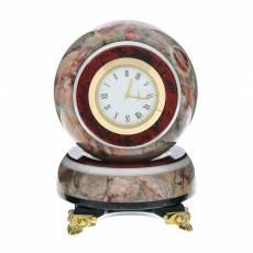 Настольный шар антистресс из камня, с часами RV0037258CG
