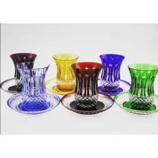 Набор из 6 чашек для турецкого чая 5301456