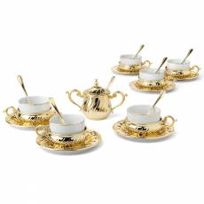 "Набор для чая ""Волны"" Chinelli 6207500"