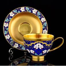 Чашка с блюдцем RV0042858CG