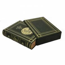 Карточные игры Российской империи. Сборник семи репринтных книг. Эксклюзивное издание. Тираж: 50 экземпляров BG2309R