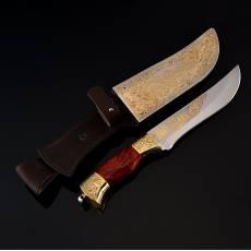 "Нож ""Тайга"" Златоуст RV6115CG"