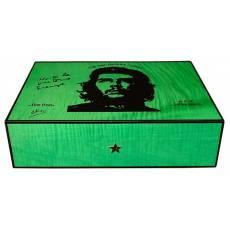 Хьюмидор Pistachio Green Sycamore Че на 110 сигар Elie Bleu Pistachio Green Sycamore Че