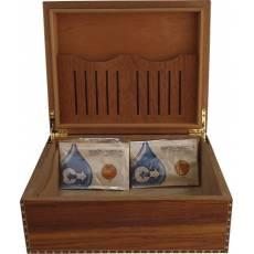 Хьюмидор Marquis Caramel Medium на 50 сигар Savoy Marquis Caramel Medium