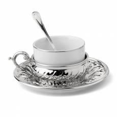 """Чайная пара """"Волны"""" Chinelli 2207600/01"""