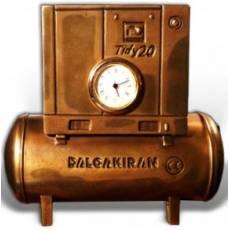 Часы в индустриальном стиле МЧ-9414