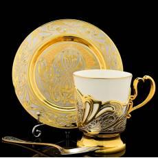 Кофейный набор. Златоуст RV0048402CG