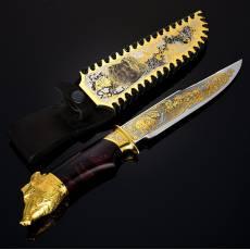 """Нож """"Кабан. Таганай"""" Златоуст RV0013830CG"""