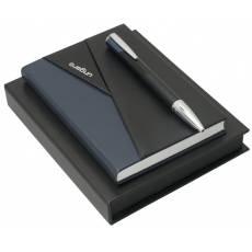 Набор: блокнот A6, ручка шариковая UPBM617