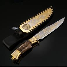 "Нож сувенирный ""Таганай"" Златоуст RV0050944CG"