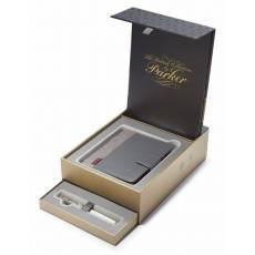 Набор ручка перьевая+органайзер Parker Sonnet F540 1978406