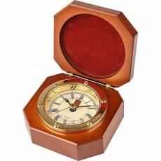 Часы в деревянной шкатулке Sea Power CK272