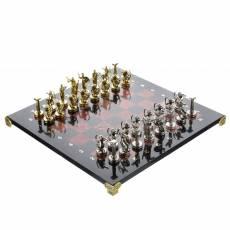 "Шахматы из камня ""Подвиги Геракла"" Златоуст RV0056102CG"