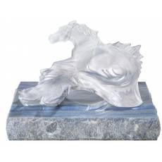 """Статуэтка """"Конь Посейдона"""" Lalique 10672900"""