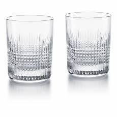"""Набор из 2-х стаканов для виски №2 """"Nancy"""" Baccarat 2811580"""
