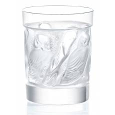 "Стакан для виски ""Owl"" Lalique 1345200"