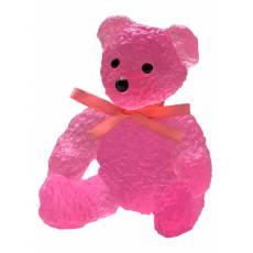 """Статуэтка """"Плюшевый мишка"""" розовый Daum (Лимитированная серия 375 экз) 05271-9"""