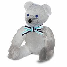 """Статуэтка """"Плюшевый мишка"""" серый Daum (Лимитированная серия 375 экз) 05271-7"""