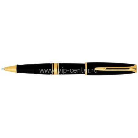 Ручка-роллер Waterman Charleston Black/GT S0701000
