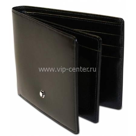 Бумажник с двумя отделениями Meisterstuck Montblanc  16354