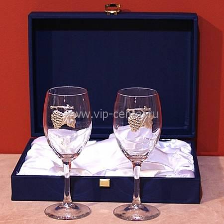 Набор бокалов для вина на две персоны 4055200