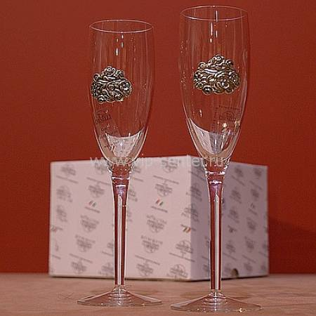 Набор бокалов для вина на две персоны Gamma 2023102