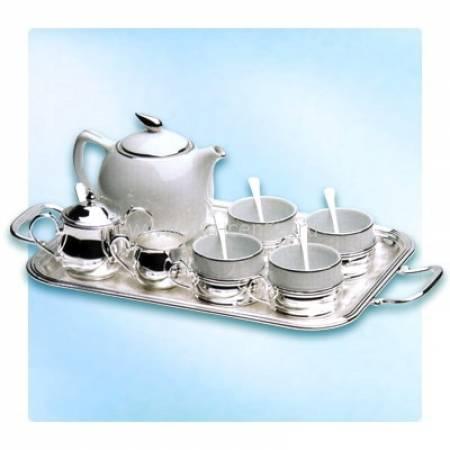 Чайный набор на 4 персоны Chinelli 2051106