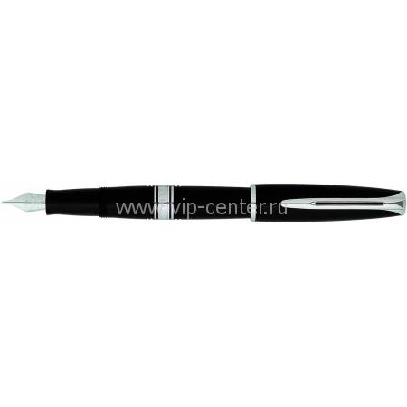 Перьевая ручка Waterman Charleston Black/CT S0701040