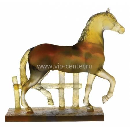 """Статуэтка """"Лошадь шагающая"""" Daum 03845"""
