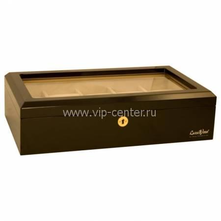 Шкатулка для хранения 10 часов Luxewood LW804-10-1
