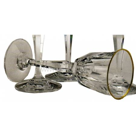 """Набор из 6-и бокалов для белого вина """"Aurora"""" FABERGE 426126"""