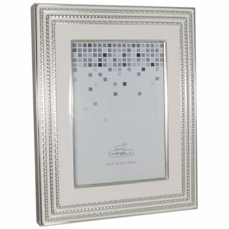 "Рамка для фотографий ""WHITE CHAIN"" Chinelli 2114000"