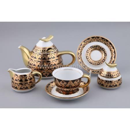"""Сервиз кофейный с чайником """"Kelt"""" Rudolf Kampf 52160714-2293"""