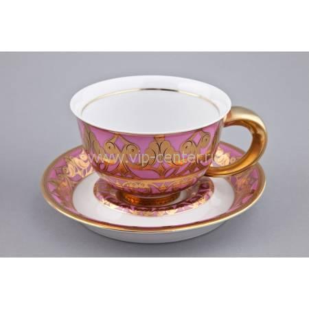"""Чашка чайная с блюдцем """"Kelt"""" Rudolf Kampf 52120411-2291k"""