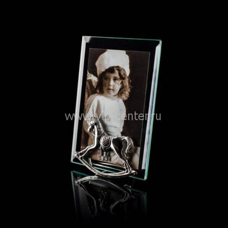 "Рамка для фото ""Tsar Rocking Horse"" Faberge 281900"
