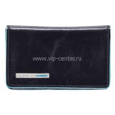 """Футляр для кредитных карт """"Blue Square"""" Piquadro PP1263B2/BLU2"""