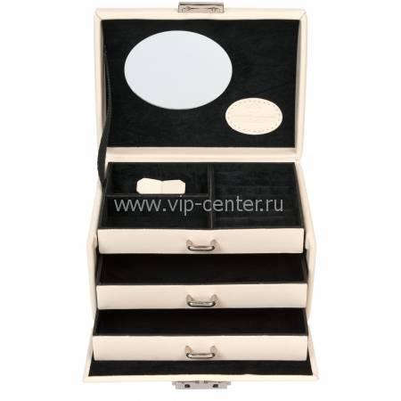Шкатулка для драгоценностей и украшений Merino WindRose WR3676-4