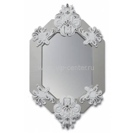 Восьмиугольное зеркало Lladro 01007781