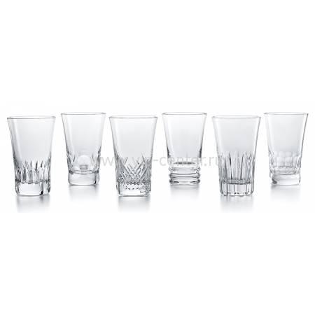 Набор из 6-ти стаканов для сока и воды Everyday Baccarat 2809881