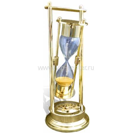 Часы с логотипом песочные МЧ-10673