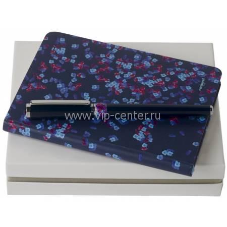 Набор: блокнот A6, ручка роллер CPMR5455